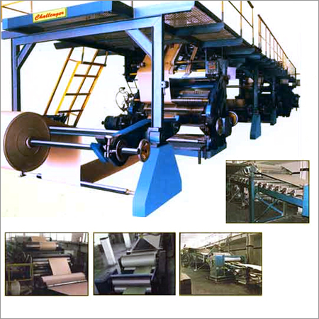 Paper/Corrugated Board Machinery