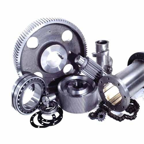 General Machinery, Equipments and Spare Parts