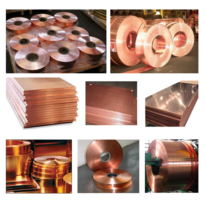 Ferrous and Non-ferrous Metals
