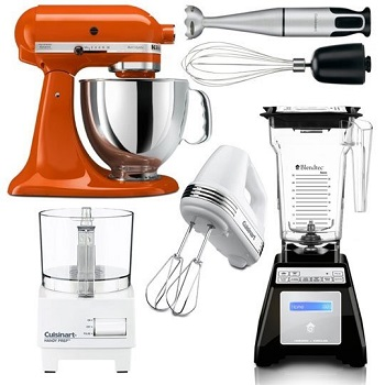 Kitchen utensil and Appliances