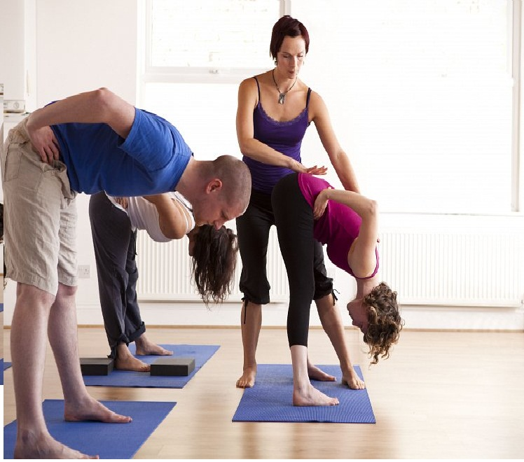 Yoga canters /Teachers