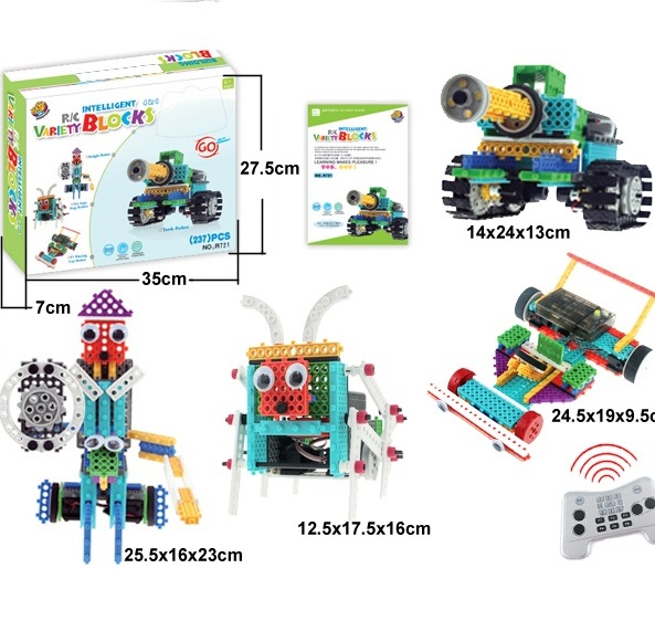 Robotic Learning Kits