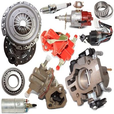 General Machinery Equipment and Spare Parts