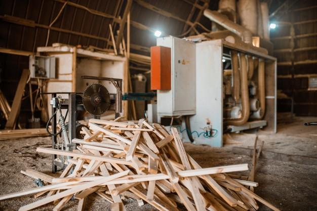 Wood-working-machinery