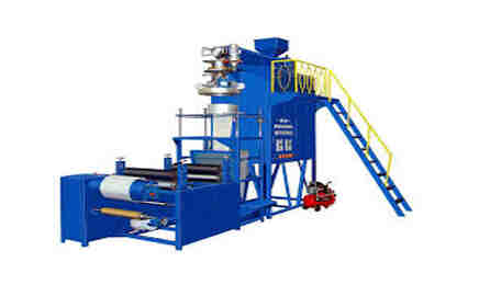 Plastic-and-rubber-machinery