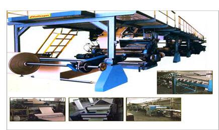 Paper-corrugated-board-machinery