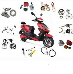 Bikes and Scooter Parts