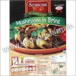 Mushrooms in brine