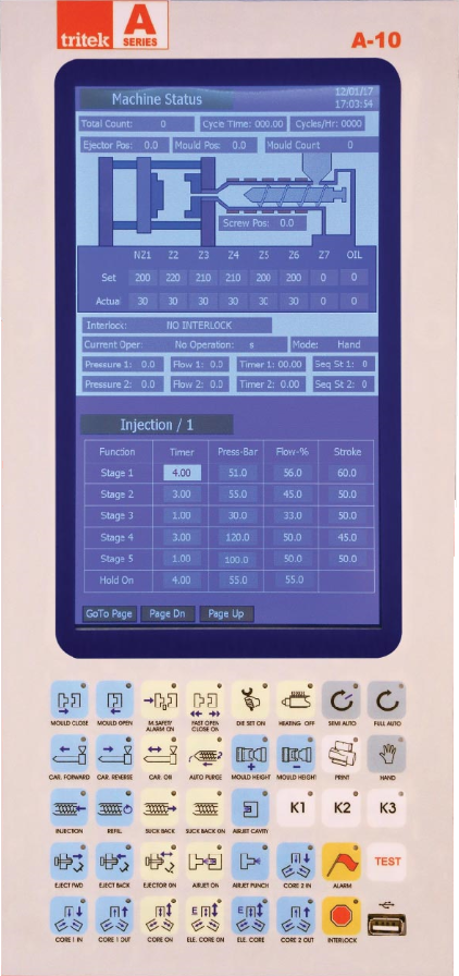 Touch-Screen HMIs