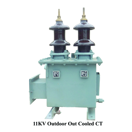 11KV outdoor oil cooled CT