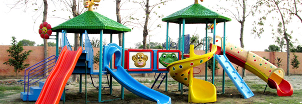 Playground Equipment, Garden Bench