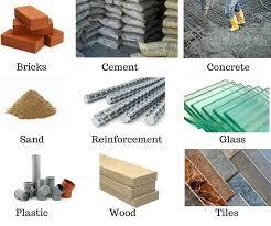 Building material dlrs