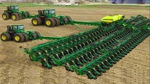 Agricultural implements? machinery?