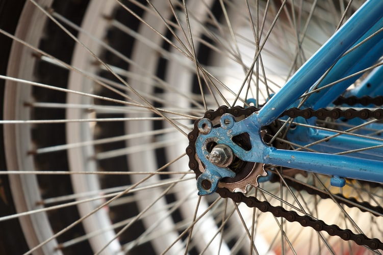 Bicycle parts, auto parts