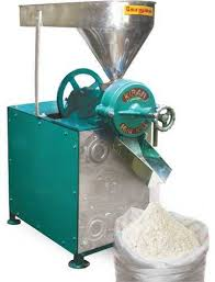 Rice & flour mill machinery