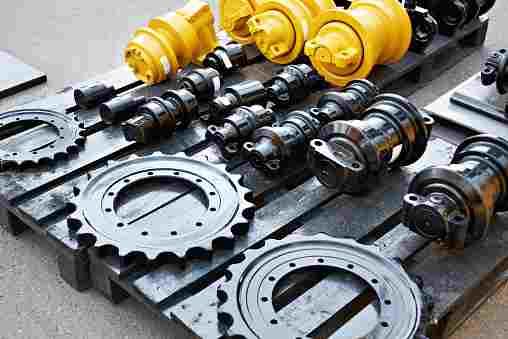Automotive parts.