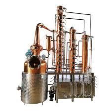 distiller equipments