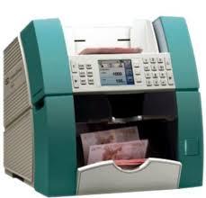 Note sorting machine