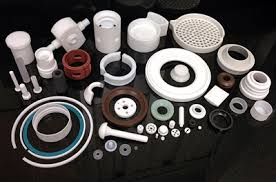 Machined plastic products