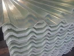 Fiber glass reinforced product