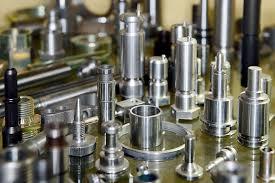 Aluminium components