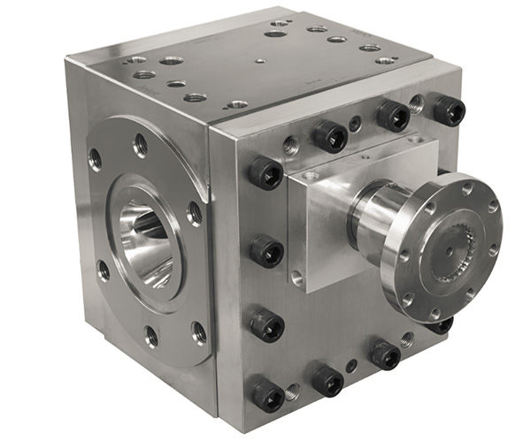 A Brand New Generation Gear Pump for Extrusion System