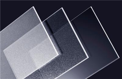 Arc solar glass