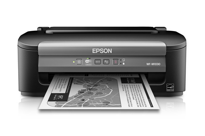 Monochrome inkjet printer
