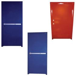 Ul labelled fire doors