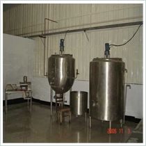 milk storage equipments