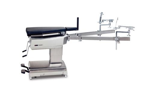 Orthopedic surgery table