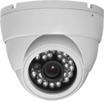 1 megapixel  indoor dome cameras