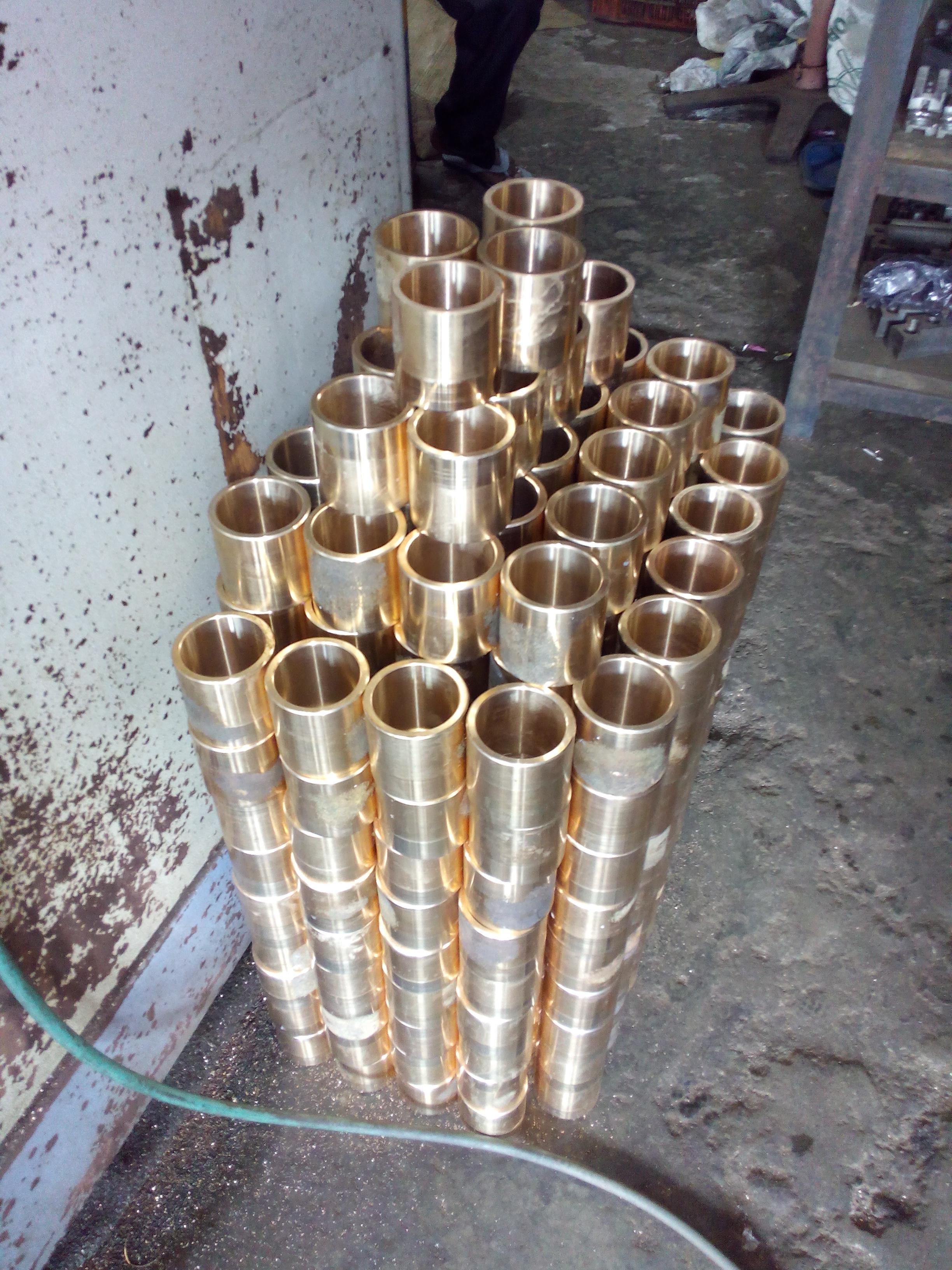 Bronze, gunmetal