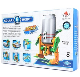 6 in 1solar robot (cj-0768469)