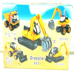 Grappler assembly kit (cj-493782)