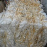 Ldpe mulch bags and clear lldpe stretch film baled