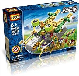 It is a robotic kit  ( loz-3022)