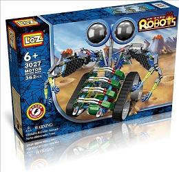 It is a robotic kit ( loz-3027)