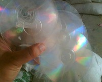 Pc cd non metalized