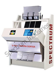 Electronic color sorter