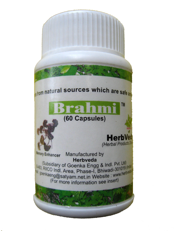 Brahmi-bacopa monnieri