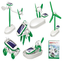 6 in 1 solar energy kit(id-sk100105)