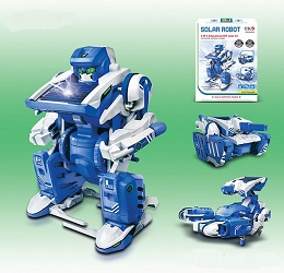 3 in 1 solar energy robot kit ( sk100106)