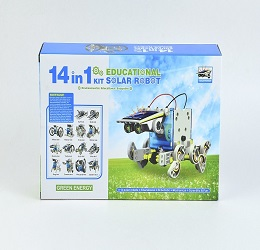 14 in 1 solar energy space craft (sk107282)