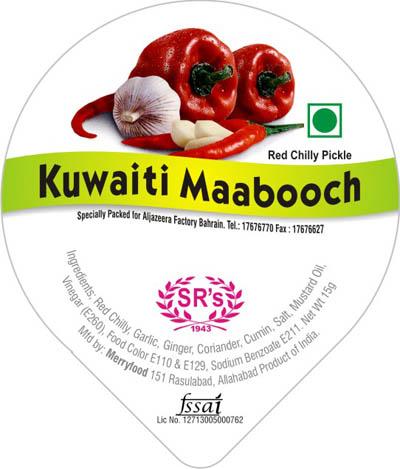 Kuwaiti maabooch(red)