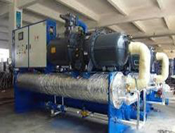 Ammonia refrigeration plants