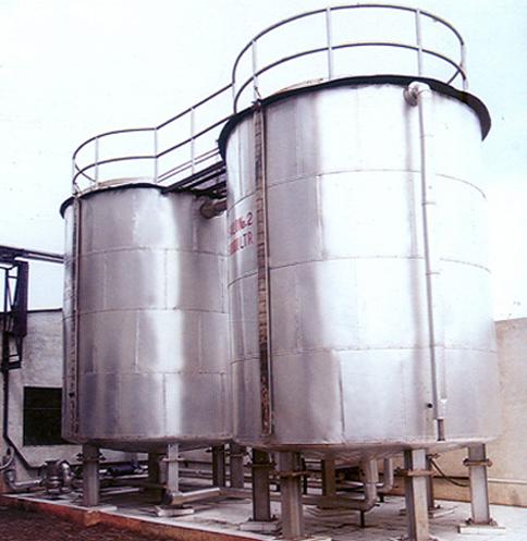 Automatic liquid bulk handling