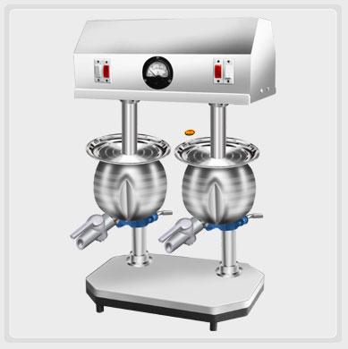 Commercial lassi machine