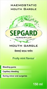 Sepgard mouth gargle