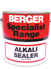 Berger alkali sealer